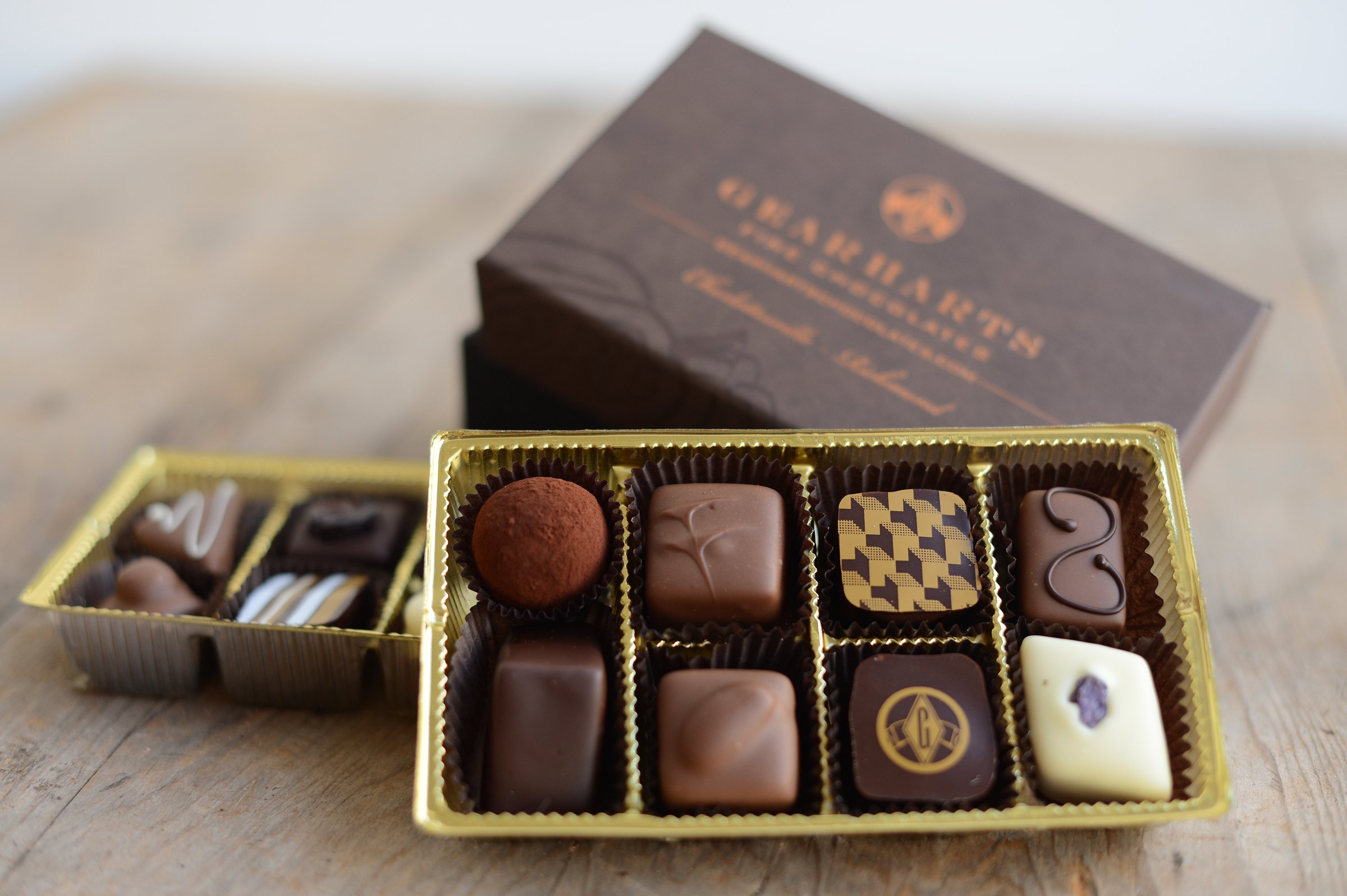 Gearharts Chocolate Tasting Event (ONLINE)