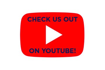 We're on YouTube!